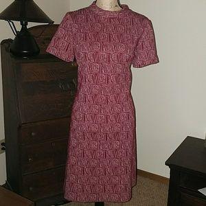 3 for $30 vtg 60s/70s sheath Madmen dress